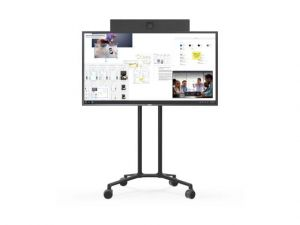 Monitor 50″ All-in-One Mobile Huddle Solution