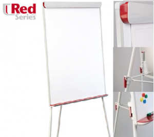 Flipchart TF15 Office Pro - Red