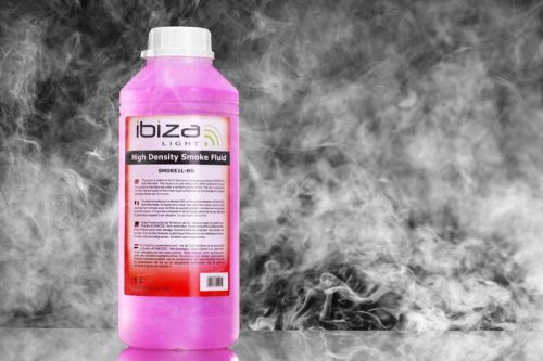 Płyn do wytwornicy dymu gęsty 1L Ibiza SMOKE1L-HD-194517